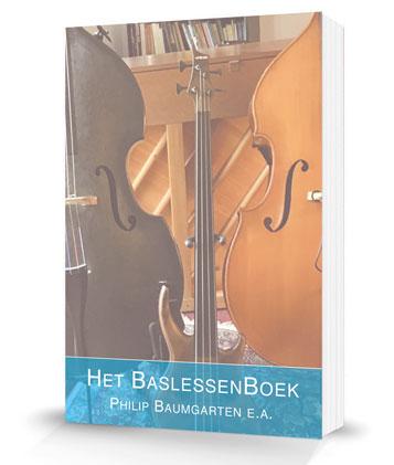 Baslessenboek, een boek met baslessen van Philip Baumgarten