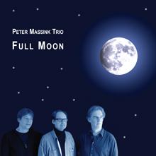 Full Moon, een jazz cd van het Peter Massink Trio.
