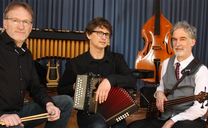 Het trio Pot, Baumgarten en van Astenrode.
