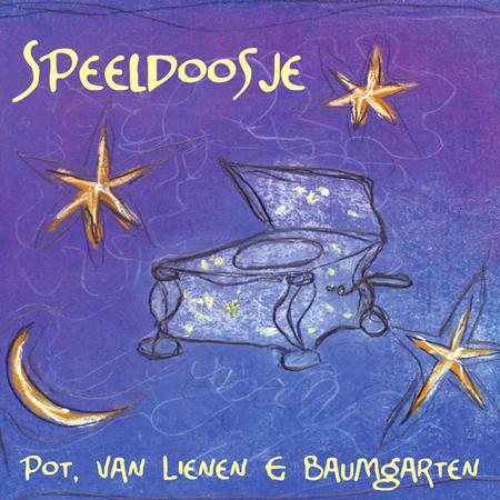 Speeldoosje, een cd van Pot, van Lienen en Baumgarten.