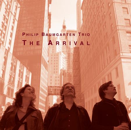 The Arrival, een jazzcd van het Philip Baumgarten Trio.