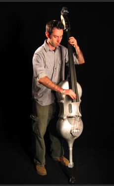 A silver baby bass.