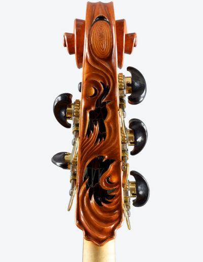 Double bass head Lamario
