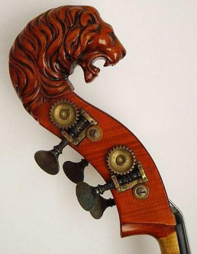 lion head double bass