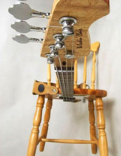 Bass guitar chair