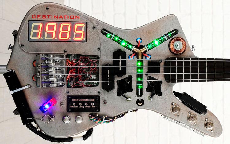 Futuristic bass